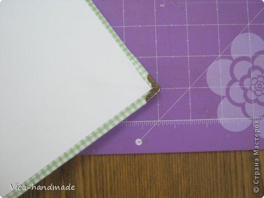 Декор предметов Мастер-класс День рождения Аппликация МК Как обтянуть коробку тканью Два варианта Бумага Картон Ленты Ткань фото 114