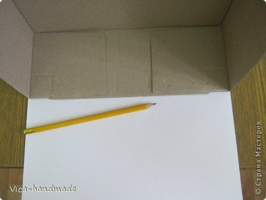 Декор предметов Мастер-класс День рождения Аппликация МК Как обтянуть коробку тканью Два варианта Бумага Картон Ленты Ткань фото 11