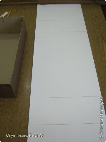 Декор предметов Мастер-класс День рождения Аппликация МК Как обтянуть коробку тканью Два варианта Бумага Картон Ленты Ткань фото 12
