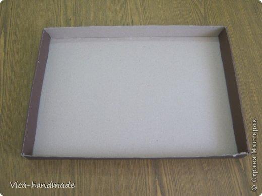 Декор предметов Мастер-класс День рождения Аппликация МК Как обтянуть коробку тканью Два варианта Бумага Картон Ленты Ткань фото 24