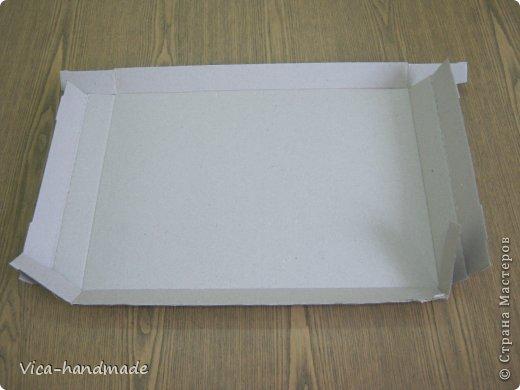 Декор предметов Мастер-класс День рождения Аппликация МК Как обтянуть коробку тканью Два варианта Бумага Картон Ленты Ткань фото 25