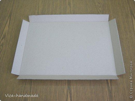 Декор предметов Мастер-класс День рождения Аппликация МК Как обтянуть коробку тканью Два варианта Бумага Картон Ленты Ткань фото 26