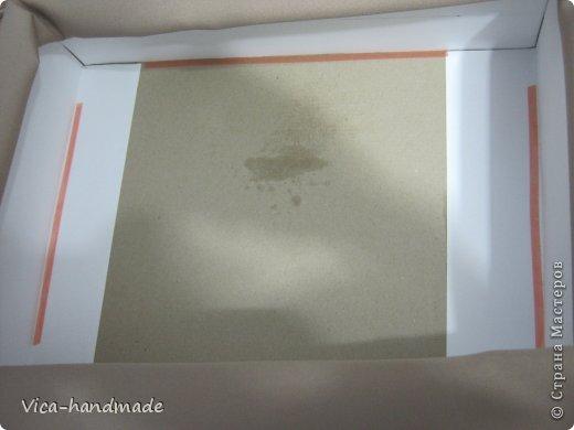 Декор предметов Мастер-класс День рождения Аппликация МК Как обтянуть коробку тканью Два варианта Бумага Картон Ленты Ткань фото 43