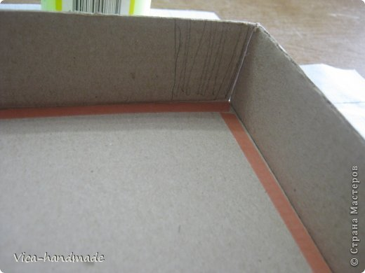 Декор предметов Мастер-класс День рождения Аппликация МК Как обтянуть коробку тканью Два варианта Бумага Картон Ленты Ткань фото 72