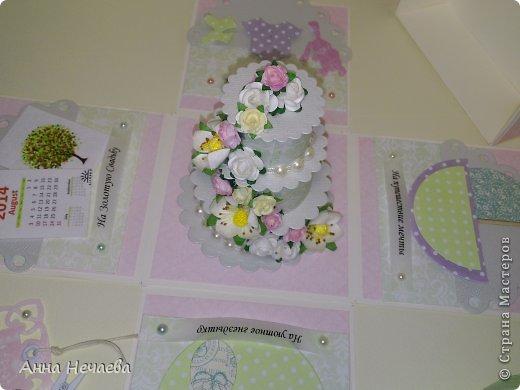 Поделка изделие Свадьба Ассамбляж Подарки к свадьбе Бумага Ленты фото 7