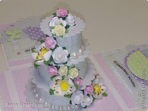 Поделка изделие Свадьба Ассамбляж Подарки к свадьбе Бумага Ленты фото 5