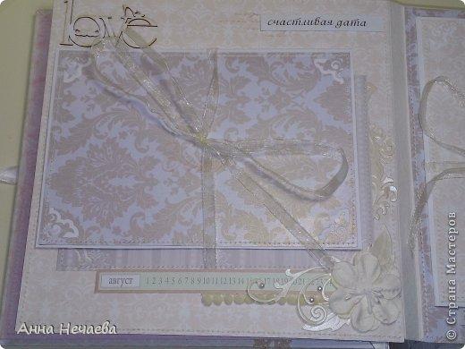 Декор предметов Свадьба Ассамбляж Мой самый главный подарок Бумага Бусины Глина Клей Ленты фото 9