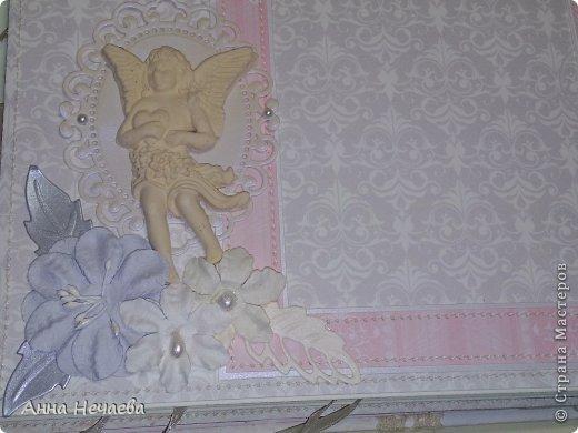 Декор предметов Свадьба Ассамбляж Мой самый главный подарок Бумага Бусины Глина Клей Ленты фото 22