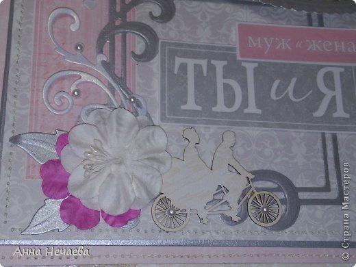 Декор предметов Свадьба Ассамбляж Мой самый главный подарок Бумага Бусины Глина Клей Ленты фото 40