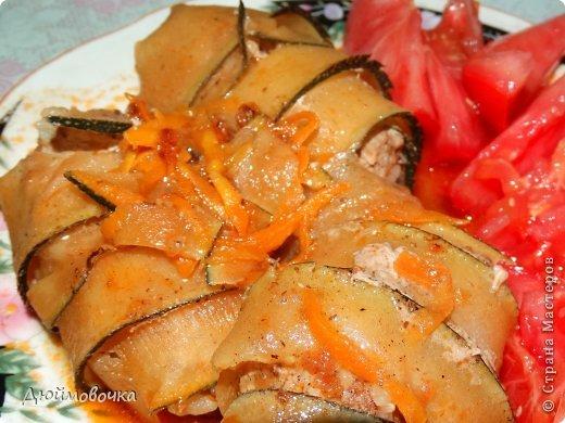 Кулинария Мастер-класс Рецепт кулинарный Голубцы из кабачков Овощи фрукты ягоды Продукты пищевые фото 1