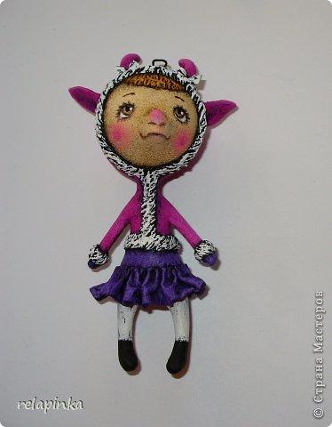 Мастер-класс Новый год Папье-маше Игрушки на ёлку Бумага фото 21