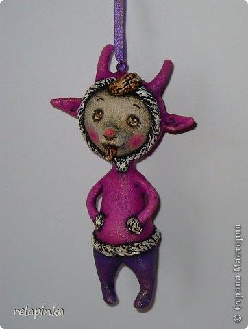 Мастер-класс Новый год Папье-маше Игрушки на ёлку Бумага фото 23