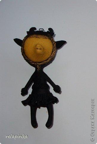 Мастер-класс Новый год Папье-маше Игрушки на ёлку Бумага фото 14