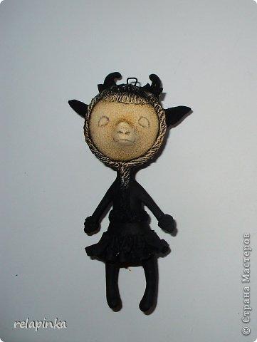 Мастер-класс Новый год Папье-маше Игрушки на ёлку Бумага фото 15