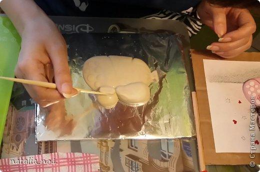 Мастер-класс Поделка изделие Лепка Кот на колбасе - Мастер класс Тесто соленое фото 24