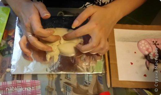 Мастер-класс Поделка изделие Лепка Кот на колбасе - Мастер класс Тесто соленое фото 31