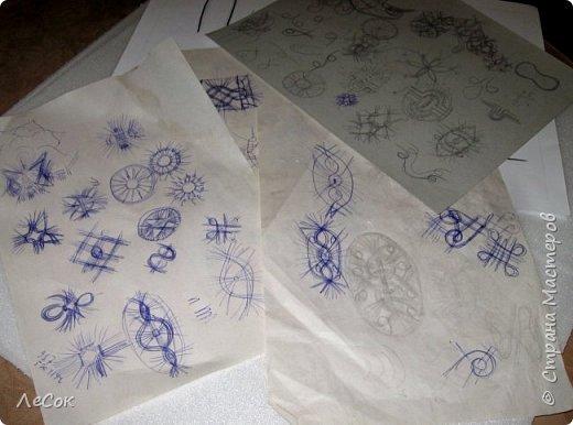 Мастер-класс Поделка изделие Плетение Мастер класс Ажурные крышки Трубочки бумажные фото 2