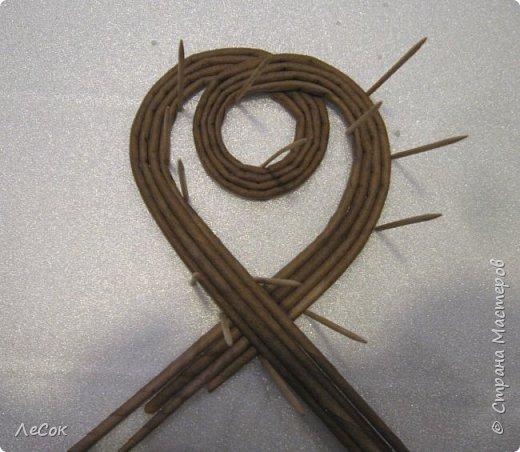 Мастер-класс Поделка изделие Плетение Мастер класс Ажурные крышки Трубочки бумажные фото 16