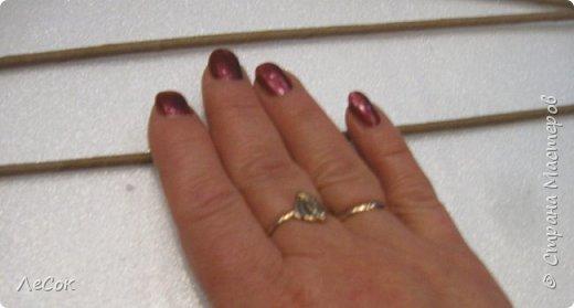 Мастер-класс Поделка изделие Плетение Мастер класс Ажурные крышки Трубочки бумажные фото 13