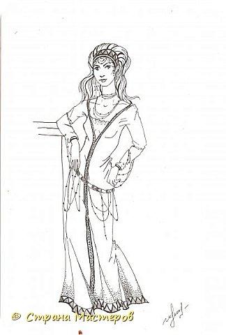 Картина панно рисунок Рисование и живопись Иллюстрации к КБЗ Акварель Гуашь фото 6