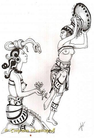 Урок рисования Рисование и живопись Графика и не только Акварель Бумага Карандаш фото 3