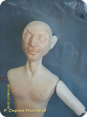 Куклы Лепка Шитьё Ситх вселенский злодей и просто харизматичный мужчина Люблю его Глина Клей Кожа Пластика Ткань Фольга фото 2
