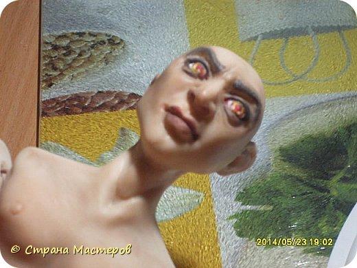 Куклы Лепка Шитьё Ситх вселенский злодей и просто харизматичный мужчина Люблю его Глина Клей Кожа Пластика Ткань Фольга фото 7