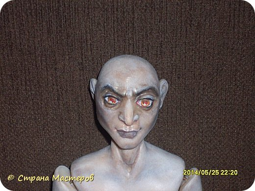 Куклы Лепка Шитьё Ситх вселенский злодей и просто харизматичный мужчина Люблю его Глина Клей Кожа Пластика Ткань Фольга фото 6