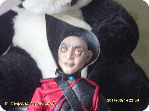 Куклы Лепка Шитьё Ситх вселенский злодей и просто харизматичный мужчина Люблю его Глина Клей Кожа Пластика Ткань Фольга фото 1