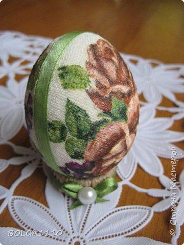 Мастер-класс Поделка изделие Пасха Как сделать заготовку для яиц быстро и недорого Клей Салфетки Скорлупа яичная фото 13