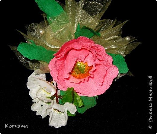 Свит-дизайн Бумагопластика Сладкая весна Бумага гофрированная фото 1