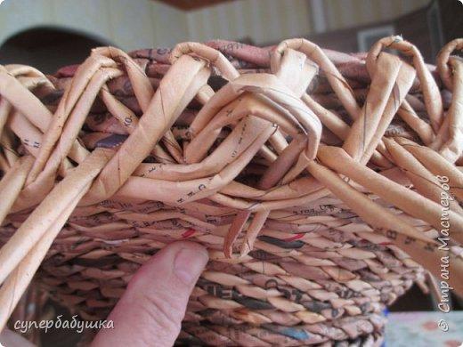 Мастер-класс Поделка изделие Плетение Загибки ? или Украшения? Трубочки бумажные фото 15