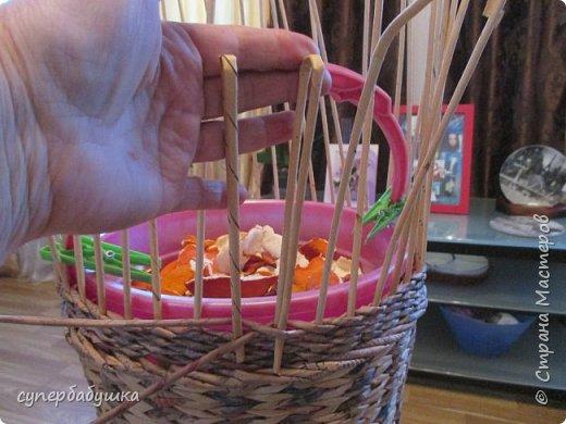 Мастер-класс Поделка изделие Плетение Две дочки и падчерица Трубочки бумажные фото 3