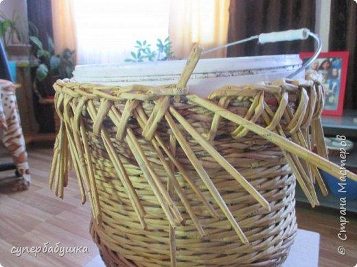 Мастер-класс Поделка изделие Плетение Две дочки и падчерица Трубочки бумажные фото 16