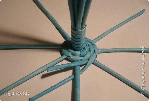 Поделка изделие Пасха Плетение Яичко Бумага газетная Трубочки бумажные фото 13