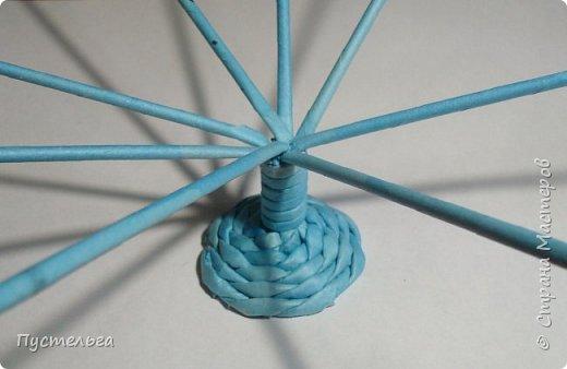 Поделка изделие Пасха Плетение Яичко Бумага газетная Трубочки бумажные фото 14