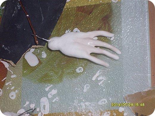 Куклы Мастер-класс Лепка Шарнирная кукла Формируем тело Руки и ноги Бумага Клей Пластика фото 4