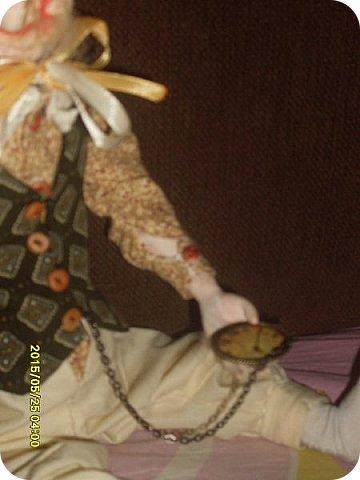 Куклы Лепка Шитьё Готовимся к кукольному балу Каппельдябр Кпишт Бумага Клей Краска Кружево Ленты Пастель Пластика Ткань фото 14