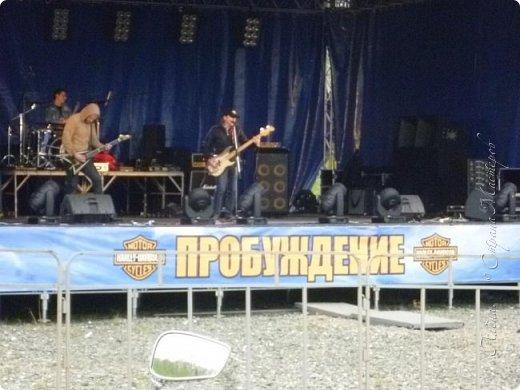 Фоторепортаж III Окружной байк-рок фестиваль Пробуждение в Ханты-Мансийске