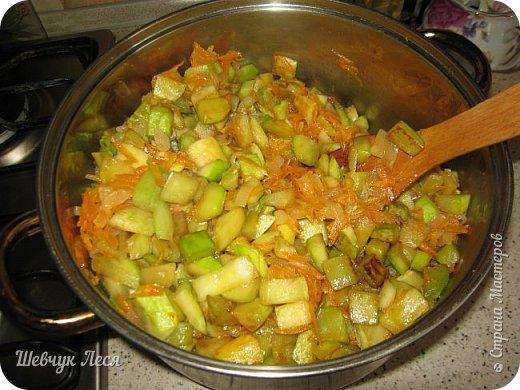 Кулинария Мастер-класс Рецепт кулинарный Кабачковая икра  фото 9