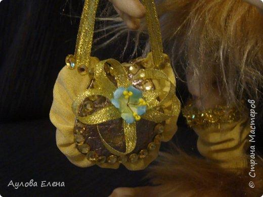 Куклы Новый год Шитьё Обезьянка Новогодняя Капрон Мех Ткань фото 7