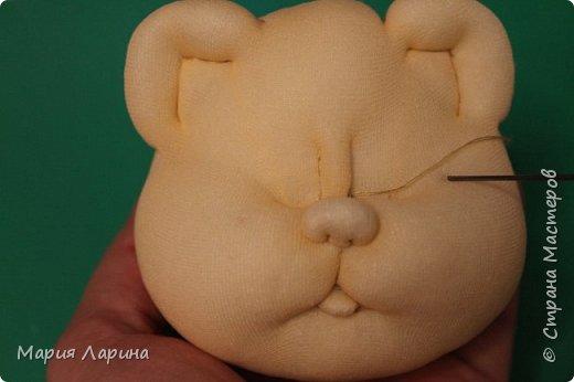 Мастер-класс Поделка изделие Шитьё МК кота в мешке Капрон Мех Мешковина фото 65
