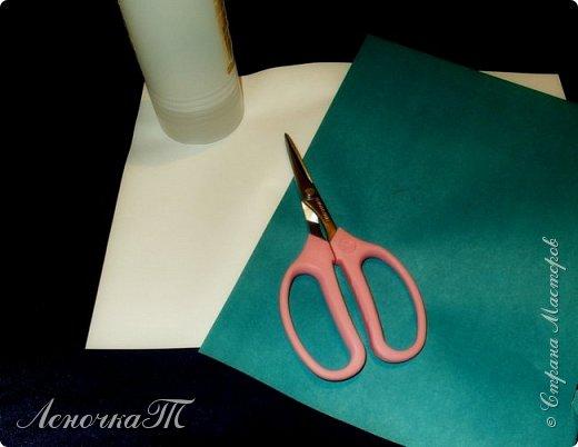 Мастер-класс Поделка изделие Моделирование конструирование Цветочек но не аленький Бумага фото 3