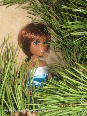 Кукольная жизнь Новый год Шитьё Зимняя фея  фото 7