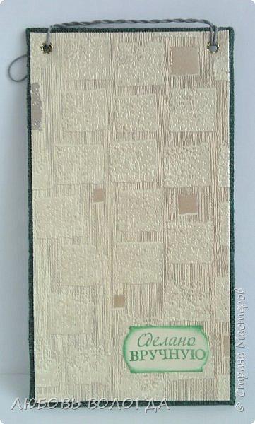 Сделала несколько календариков в качестве сувениров для близких и друзей. фото 7