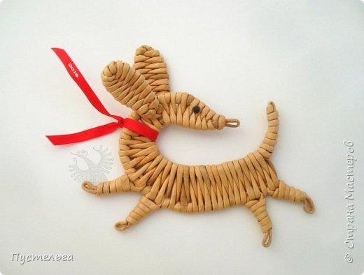 Пёс Бублик к Новому году для моих юных и взрослых друзей!  фото 23