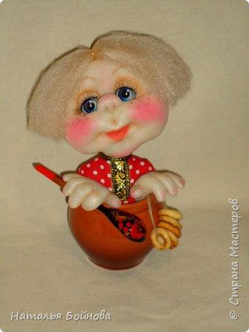 МК по изготовлению куклы в скульптурно-текстильной технике. фото 1