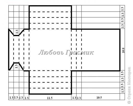 Мастер-класс Упаковка День рождения Бумагопластика Квиллинг Коробочка для подарка из листа А4 Бумага Картон фото 21