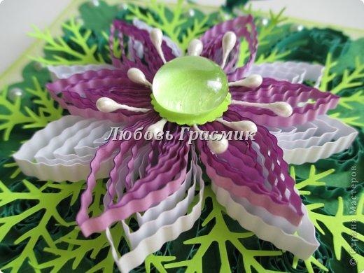 Мастер-класс Упаковка День рождения Бумагопластика Квиллинг Коробочка для подарка из листа А4 Бумага Картон фото 2