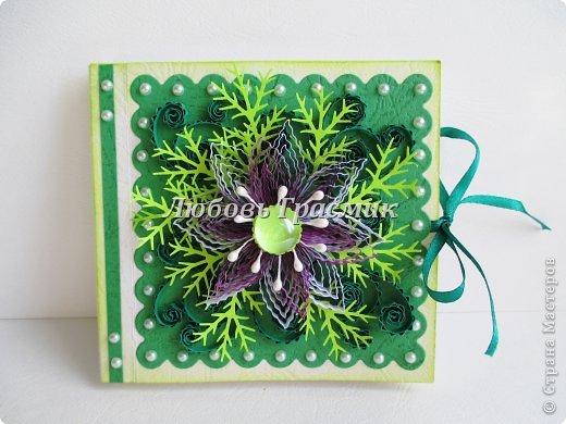 Мастер-класс Упаковка День рождения Бумагопластика Квиллинг Коробочка для подарка из листа А4 Бумага Картон фото 1